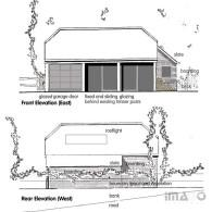 Barn Conversion Elevations