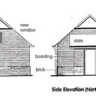 Barn Conversion End Elevations
