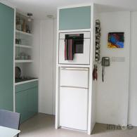 Bespoke kitchen tall units